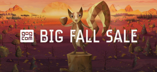 GOG Big Fall Sale Is On Now, Over 350 Titles On Sale With Daily Bundles