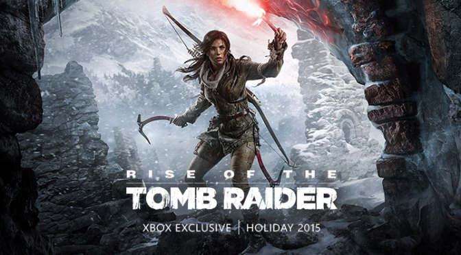 Rise Of The Tomb Raider Unveils Their Final Episode Of Woman Vs Wild