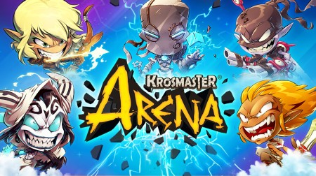The Popular Tabletop Hero Battling Game Krosmaster Arena Has Gone Digital
