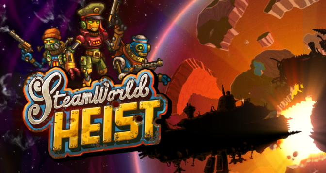 SteamWorld Heist Is Launching On The Nintendo 3DS This Month, Want To Know When?