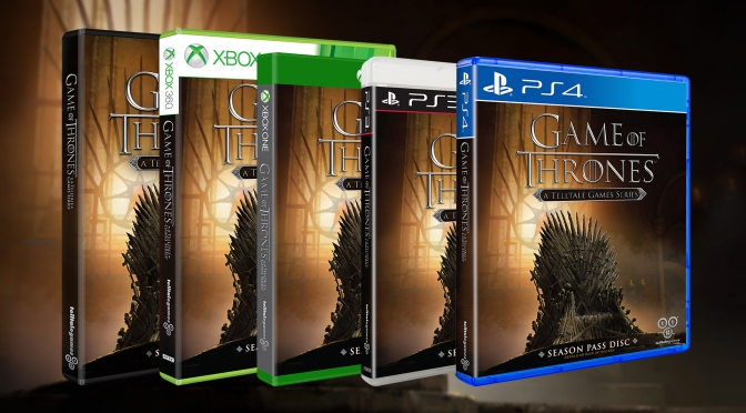 Telltale Games, The Game Of Thrones Is Heading Towards A Physical Release