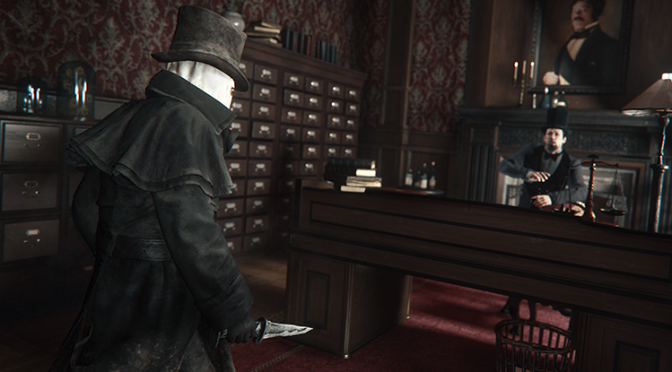 Ubisoft Reveals The VR Trailer For The Jack The Ripper DLC Coming To Assassins Creed Syndicate