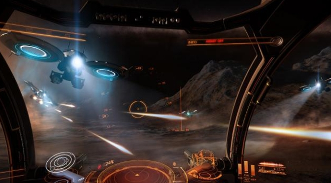 Elite Dangerous Rolls Out Their Horizons Beta For PC
