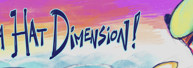 Fans Of Retro Gaming Will Love Ultra Hat Dimension, Its Out Now!