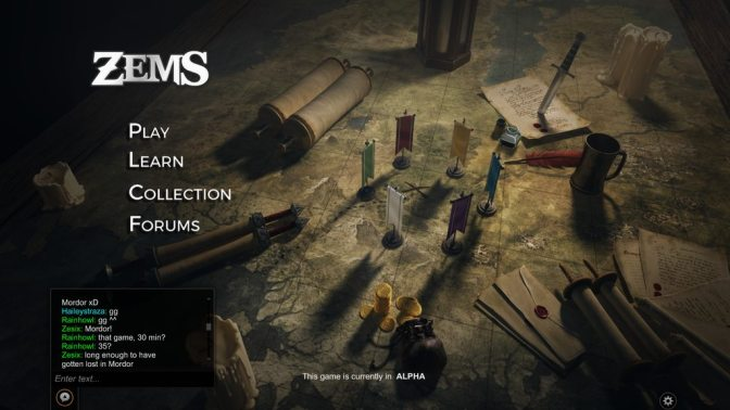 Master The Weather & Destroy Your Opposition In ZEMS, A Strategy Deck Building RPG On Steam Greenlight
