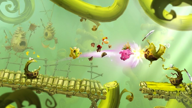 Rayman Adventures Is Bringing Platforming Greatness To Google Play & App Store