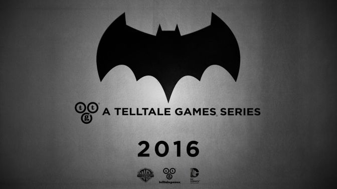 Telltale Games Is Heading To Gotham City In 2016 For Their Next Interactive Episodic Series