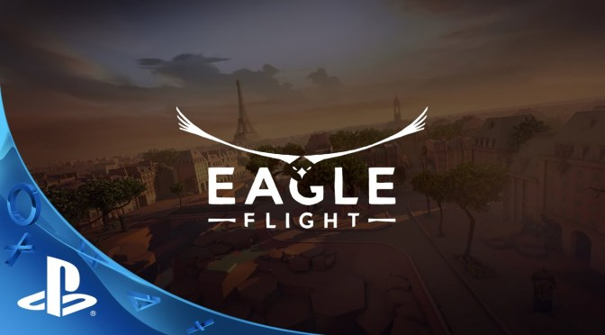 Ubisoft Reveals Eagle Flight In Development For All Major VR Platforms