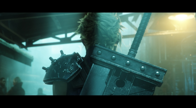 First Gameplay Trailer For The Final Fantasy VII Remake Has Been Revealed