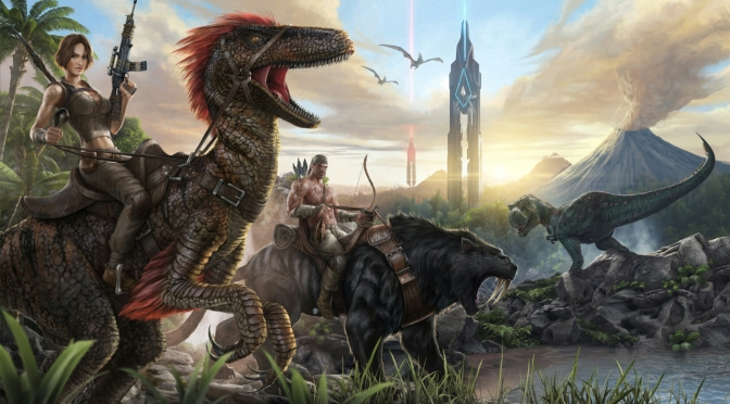 ARK: Survival Evolved Is Quickly Approaching Their Next Evolutionary Leap As They Begin Hunting On The Xbox One
