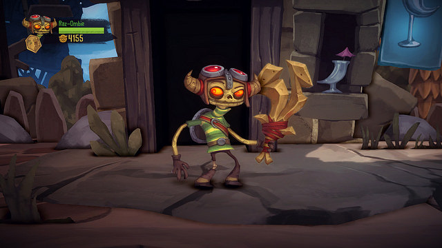 Insanely Fun Co-op Brawler, Zombie Vikings Pays Tribute To Raz From Psychonauts