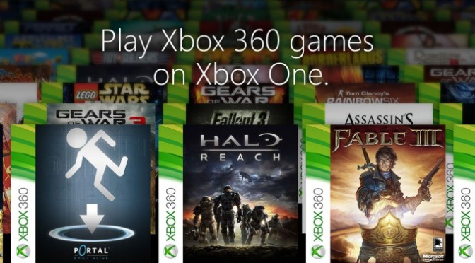 Xbox One Backwards Compatibility Expands Their List With 16 New Titles