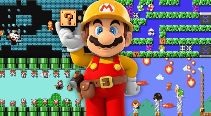 New Content & Finding The Perfect World's In Super Mario Maker Is About To Get Easier