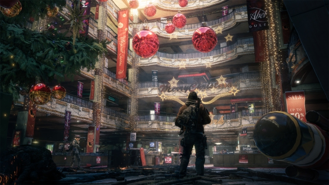 "Tom Clancy's The Division Reveals ""Silent Night"", A Live Action Trailer Directed By Xavier Gens"