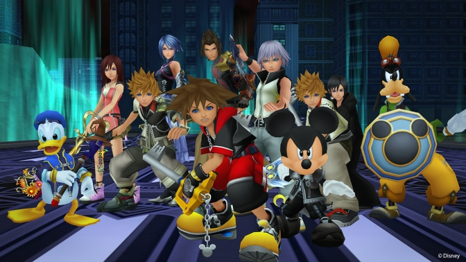 Square Enix & Disney Reveal The Newest Kingdom Hearts Trailer