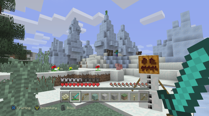 Mojang Releases A Massive Update For Minecraft: Console Edition, Check It Out!
