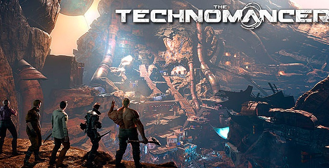 New Screenshots Reveal Strange Creatures & Monstrous Beasts Roam The Surface Of Mars In The Technomancer