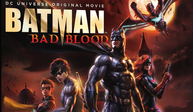 Warner Bros. & DC Entertainment Reveals A New Clip From Batman: Bad Blood, Including Their Premiere Plans