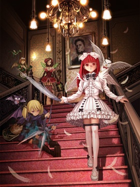 Defend A Magical Land Against The Forces Of Hell In Deathsmiles