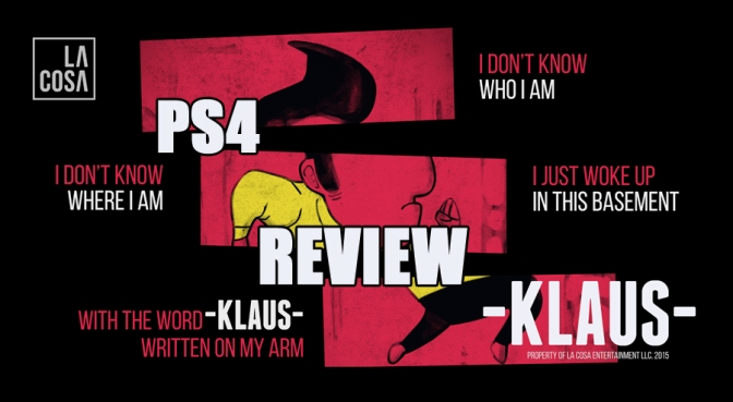 KLAUS (PS4 Review), Does This Puzzle Platformer Leave You Wishing You Could Forget Or Is It Simply Forgettable?