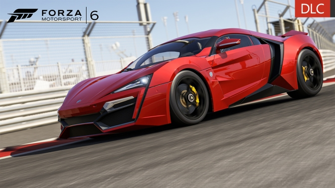 The Ralph Lauren Polo Red Car Pack Races Onto Forza 6 Today