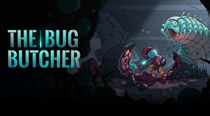 Who Do You Call When Hungry Aliens Invade? The Bug Butcher!