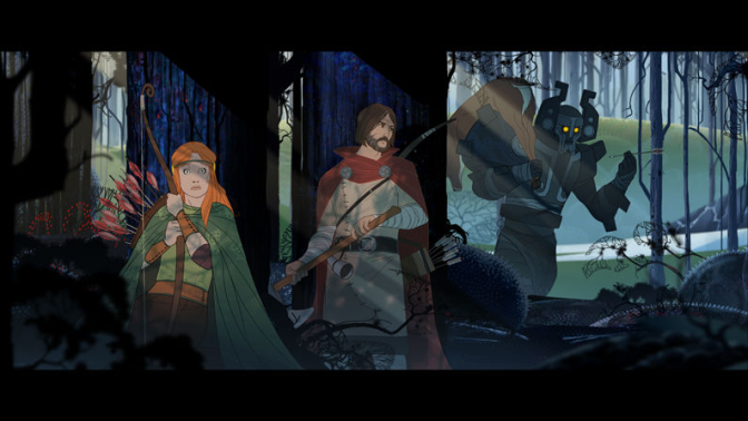 Critically Acclaimed Viking Strategy RPG Banner Saga Ambushes PS4 & Xbox One