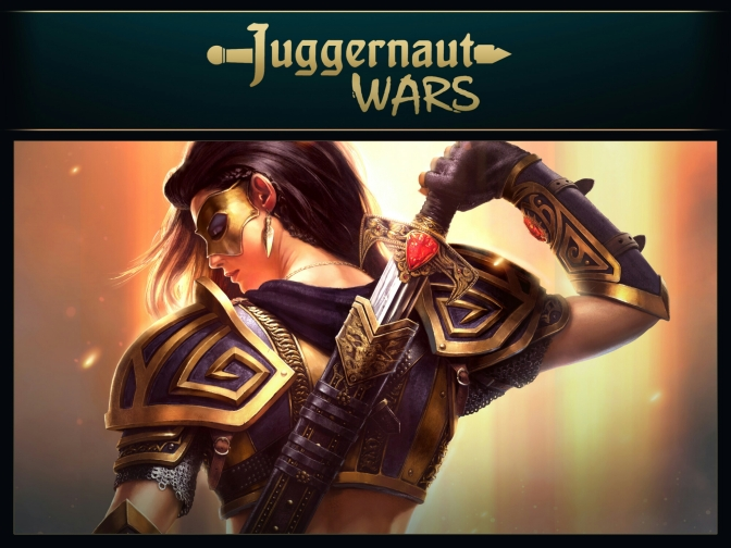Mobile Gamers Prepare To Engage In An Epic Fantasy RPG As Juggernaut Wars Approaches Release On iOS & Android Devices