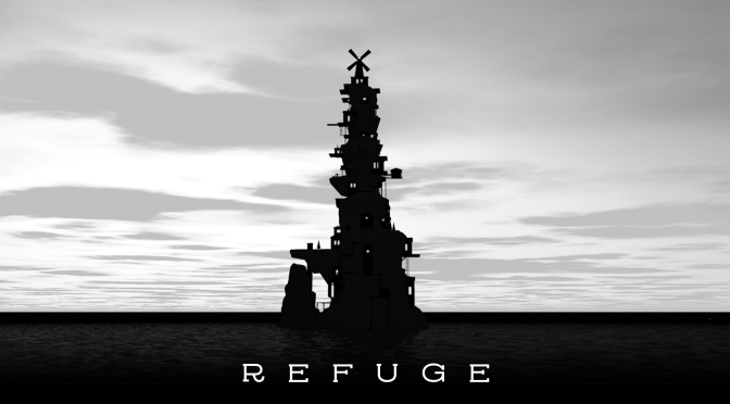 Remember The Fun Times Of Hide & Seek As A Kid? Refuge Is A Gritty, Dark Rendition That Would've Terrified As A Child