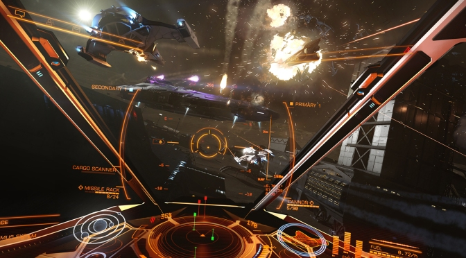 Elite Dangerous Makes A Huge Impact In Their First Year, Ready For Year 2?