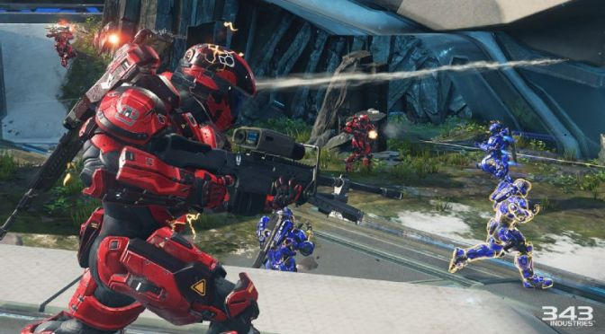 Xbox & The ESPN Have Teamed Up To Unleash Halo 5: Guardians On The X Games
