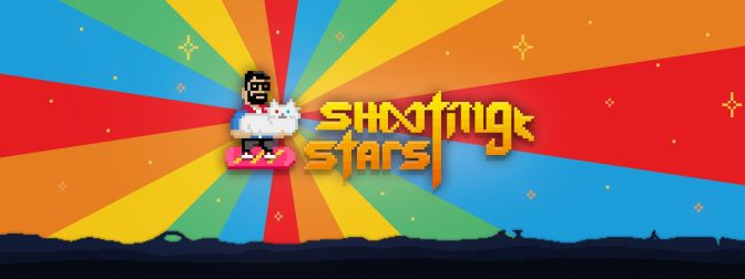 Prepare For Absolute Insanity In Shooting Stars, Save The World From The Alien Menace Or Are They Crazy Famous Celebrities?
