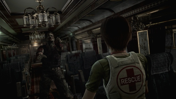 The Resident Evil Origins Collection Is Available Today On PS4 & Xbox One