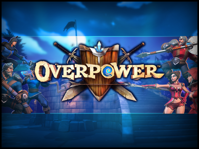 Overpower Storms Kickstarter & Steam Greenlight With Their Medieval Shooter Style MOBA