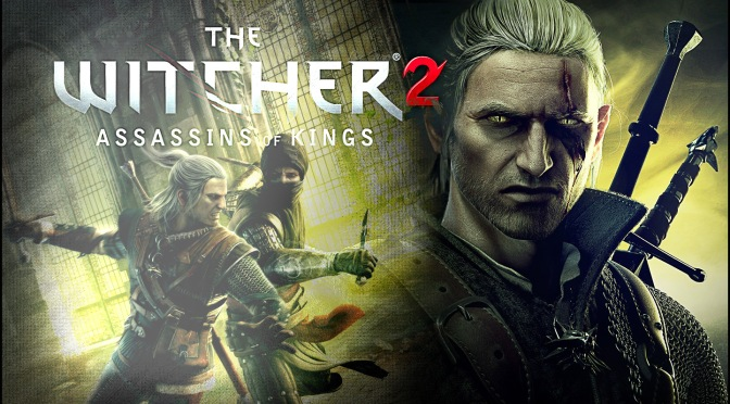 For A Limited Time Get The Witcher 2 For Free, Celebrating The Addition Of This Classic On The Xbox One Backwards Compatibility List