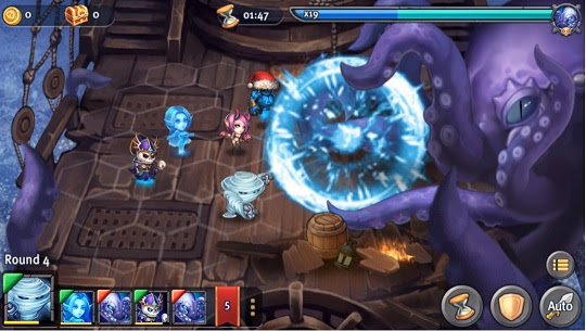 Heroes Tactics Reveals The Addition Of Boss Endurance Mode, In Celebration Of Hitting 500K Downloads