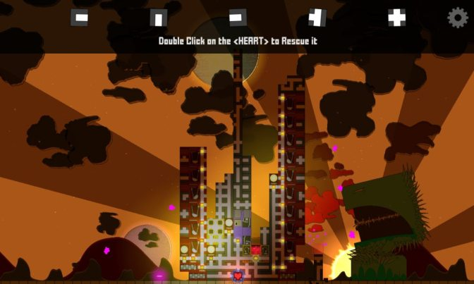 Robots In The Wild, Use Tetris Style Mechanics To Build A Fortress & Robots To Fend Off The Monster Onslaught