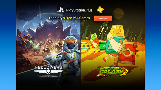 Fall In Love With The PS Plus Free Games For February 2016