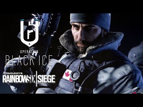 Tom Clancy's Rainbow Six Siege Releases The Operation Black Ice Content Pack For Free