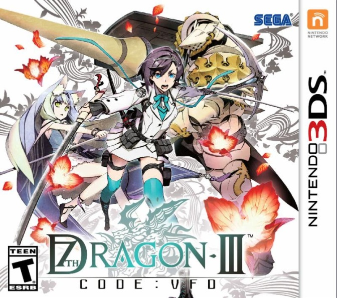 The Turn-Based Dungeon Crawler RPG 7th Dragon III Code: VFD Is Being Released For The First Time Outside Of Japan
