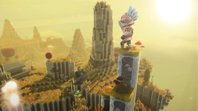 505 Games Reveals Portal Knights, The 3D Sandbox Fantasy RPG, Is Heading To Steam Early Access