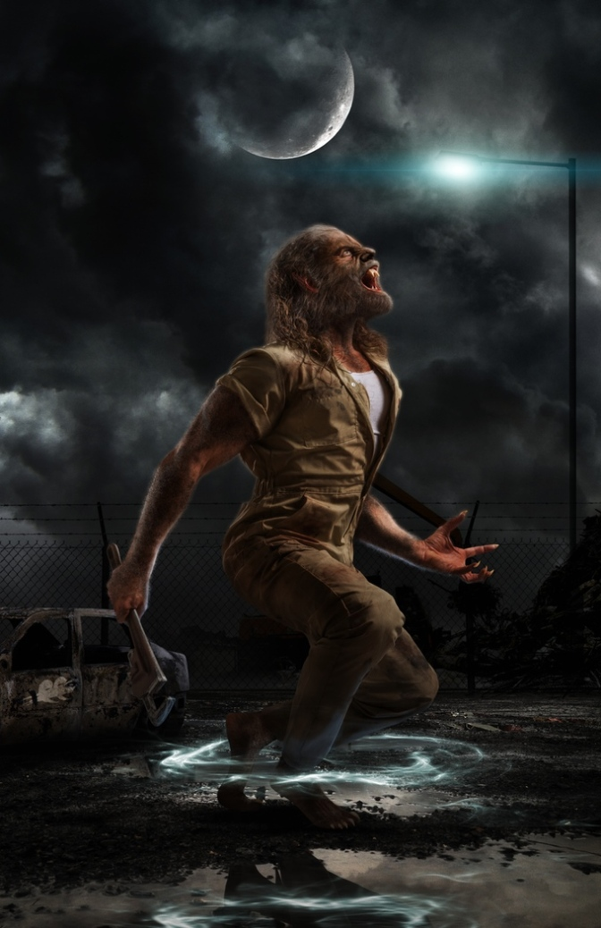 By Night Studios Has Successfully Funded Their Immersive Live Action RPG Werewolf The Apocalypse, But There's More To Do In Their Stretch Goals
