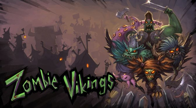 Zombie Vikings Is Preparing To Invade The Xbox One, Unleashing An Undead Horde Of Hysterical Co-Op Adventure Maddness