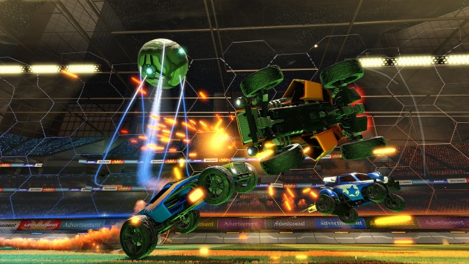 Strap in & Get Ready, Rocket League Is Finally Heading To The Xbox One