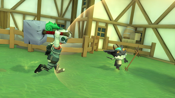 Leikir Studio Announced The Award Winning, Family Friendly, Multiplayer Brawler Wondershot Will Be Available This Month