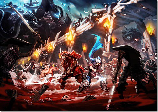 Intense Action RPG, Sadame, Is Descending Upon North American 3DS Gamers
