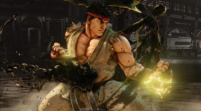 Street Fighter V Is Available Now, Do You Have What It Takes?