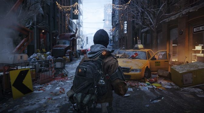 "Tom Clancy's The Division Reveals ""Yesterday"", An Official TV Commercial"