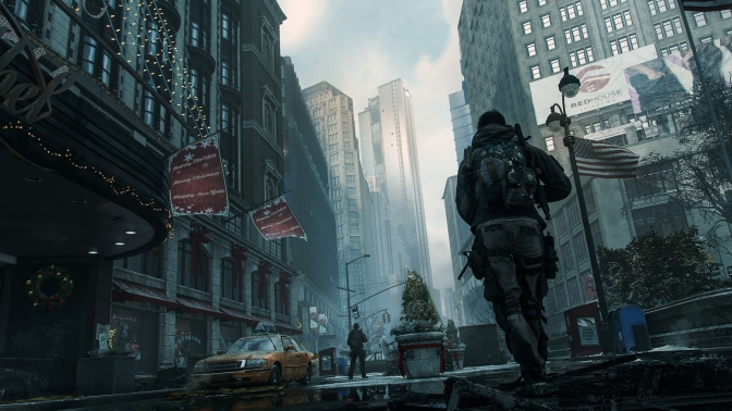 Tom Clancy's The Division Post Release Plans Are Revealed In Complete Detail